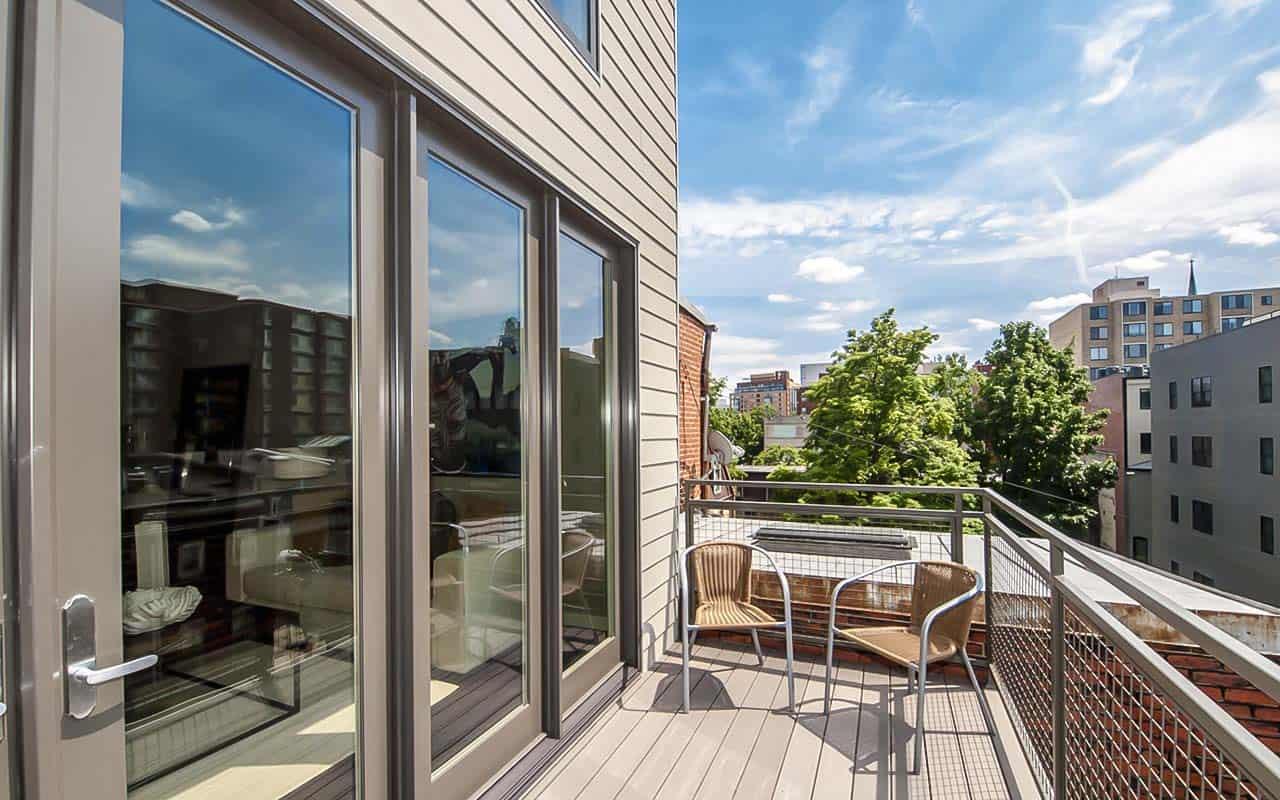Multi-Family Condo DC Roof Deck