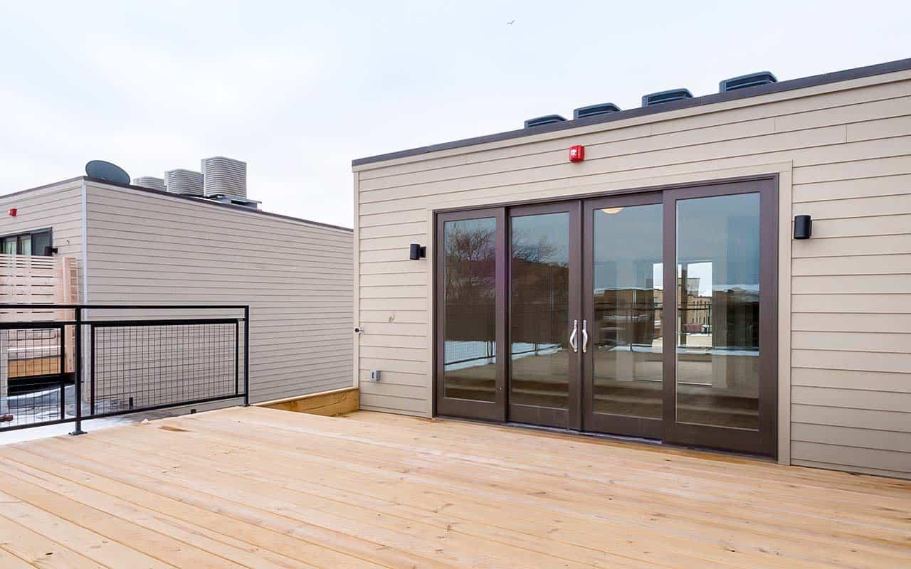 Penthouse DC Rooftop Deck